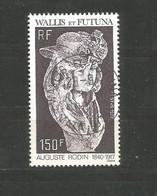 367  RODIN     Beau Cachet     De MATA UTU       (clasfdcroug) - Used Stamps