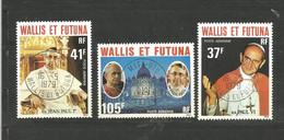 86/88     Beaux Cachets     De MATA UTU       (clasfdcroug) - Gebruikt