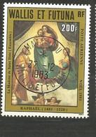131 NOEL    Beau Cachet     De MATA UTU       (clasfdcroug) - Used Stamps