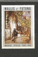 144 UTRILLO    Beau Cachet     De MATA UTU       (clasfdcroug) - Used Stamps