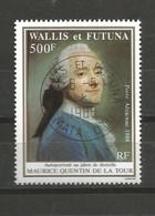 161  QUENTIN DE LA TOUR  Beau Cachet     De MATA UTU       (clasfdcroug) - Used Stamps
