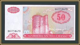 Azerbaijan 50 Manat 1993 (1999) P-17 (17b) UNC - Azerbaïjan