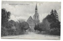 52 Haute Marne Montier En Der Façade De L'église - Montier-en-Der