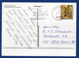 Ansichtskarte In Die Schweiz (aa6123) - 2001-10 Covers