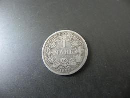 Deutschland 1 Mark 1875 F Silver - 1 Mark