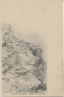 X121560 RARE VAUCLUSE LE MONT VENTOUX SENTIER DE FONT FIOLE FIOLLE PRECURSEUR AVANT 1904 - Andere Gemeenten