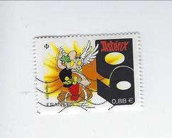 Bande-dessinée 60ème Anniversaire De La Création D'Astérix 5342 Oblitéré 2019 - Used Stamps