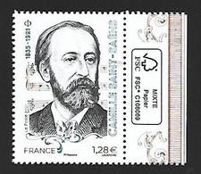 France 2021 - Yv N° 5476 ** - Camille Saint-Saëns - Unused Stamps
