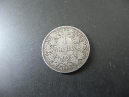 Deutschland 1 Mark 1886 A Silver - 1 Mark