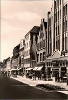 ! DDR Ansichtskarte Wismar, Kaufhaus - Wismar