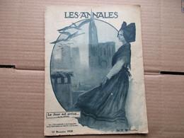 Les Annales (17 Novembre 1918) - 1900 - 1949