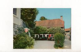 MORNEX - Hotel De La Croix Blanche  (carte Photo Animée) - Autres Communes