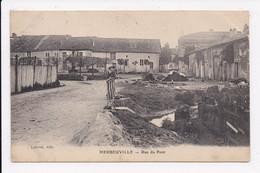 CP 55 HERBEUVILLE Rue Du Pont - Other Municipalities