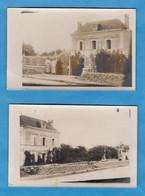 49 MAINE ET LOIRE - LA DAGUENIERE Cartes Photo - Altri Comuni