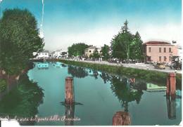 Jesolo Vista Dal Ponte Della Provincia - Other Cities
