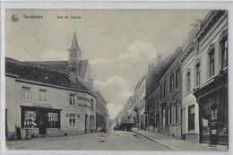 Tervueren   -   Rue De L'Eglise.   -   1911   Naar   Ath - Tervuren