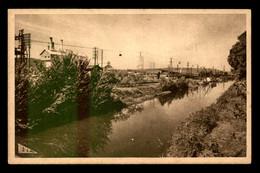 54 - BLENOD-LES-PONT-A-MOUSSON - LES USINES ET LE CANAL - Otros Municipios
