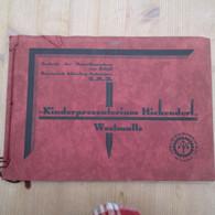 Westmalle Hickendorf Kinderpreventorium Metaalbewerkers 23 Platen - Geschiedenis