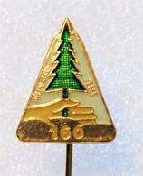 PLANTING 160 Christmas TREE - ORA YOUTH WORK (Serbia) Yugoslavia / NTIONAL PARK, NATURE FLORA Green Garden - Natale