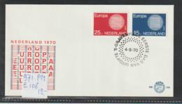 (A513.46) Plaatfout NVPH 971 PM  Op FDC E-106 CW 12,- - Abarten Und Kuriositäten