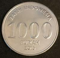 INDONESIE - INDONESIA - 1000 RUPIAH 2016 - Neuve - UNC - KM 61 - Mr. I GUSTI KETUT PUDJA - Indonesia