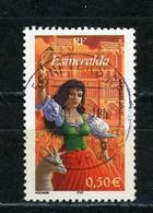 "FRANCE - ESMERALDA - N° Yvert 3589 Obli. Ronde De ""2004 De NEVERS"" - Oblitérés"