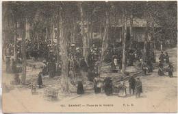 03 GANNAT  Place De La Volaille (Très Animée TOP) - Otros Municipios