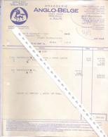 FACTURE BRASSERIE   Zulte  1959 - Alimentare