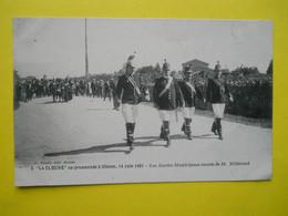 Clisson ,La Cloche N° 5 ,gardes Municipaux - Clisson