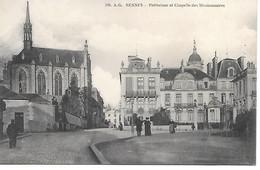 A/39           35     Rennes        La Préfecture - Rennes