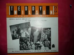 LP33 N°8094 - TEDDY WILSON - 14-114  - MONO - DISQUE EPAIS - JOLI PLATEAU - Jazz