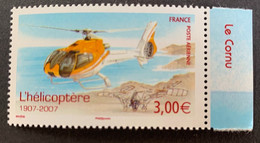 2007   Y Et T  70a** Hélicoptère - 1960-.... Ungebraucht