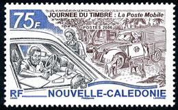 NOUV.-CALEDONIE 2006 - Yv. 984 **   Faciale= 0,63 EUR - Journée Du Timbre. La Poste Mobile  ..Réf.NCE26682 - Nuovi