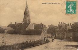 BEAUNE La ROLANDE - Carte Glacée - Beaune-la-Rolande