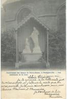 PHILIPPEVILLE : Pensionnat Soeurs Notre-Dame - Vue Intérieure De La Cour - RARE CPA - Cachet De La Poste 1904 - Philippeville