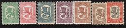 1918 Finland Republic Wasa Issue 7 Diff. **. - Neufs