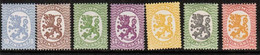 1921-24 Finland Republic 7 Diff. **. - Neufs