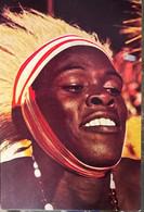 Urundi, Ntore Dancer, Carte Postale Non Circulée, Photo Cauvin. Ruanda. - Ruanda-Urundi