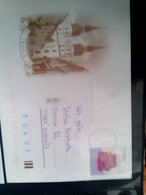 Postal Envelope, Slovakia, Notebook Stamp, Price 2.50 Euros - Sin Clasificación