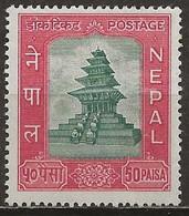 NEPAL: **, N° YT 102, TB - Nepal