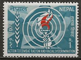 NEPAL: **, N° YT 234, TB - Nepal
