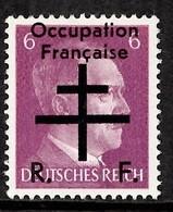 France Libération Occupation Française Mayer N° 1 Neuf ** MNH. TB. A Saisir! - Liberation
