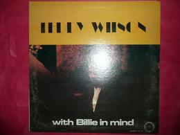 LP33 N°8098 - TEDDY WILSON WITH BILLIE HOLIDAY IN MIND  CR 111 - Jazz