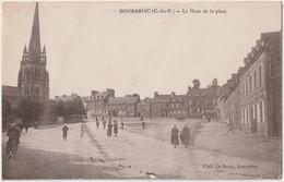 22 BOURBRIAC - Le Haut De La Place Coll. Le Roux Bourbriac                Gh5 - Other Municipalities