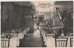 29 BREST Restaurant Régina 51 Rue Traverse          Gh8 - Brest