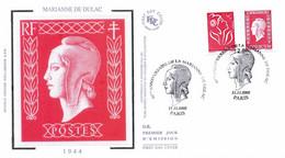 Enveloppe 1er Jour Marianne Des Français Et Marianne De Dulac (1944-2005), 2005 (P 3841) - 2000-2009