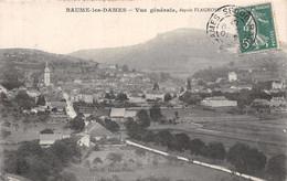 25-BAUME LES DAMES-N°T2976-D/0103 - Baume Les Dames