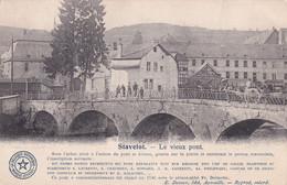 STAVELOT / LE VIEUX PONT - Stavelot