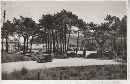 83 - CAVALAIRE SUR MER - Entrée, Parc Et Plage De L' Hôtel Des Bains - Cavalaire-sur-Mer