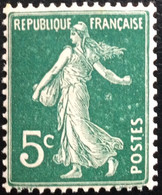 N° 137  NEUF ** SANS CHARNIÈRE ( LOT:29 ) - 1906-38 Semeuse Camée